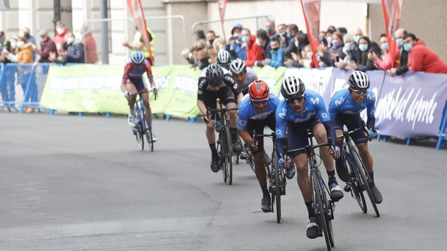 El análisis de la segunda etapa de la Vuelta a Asturias: Los triunfos dan alas