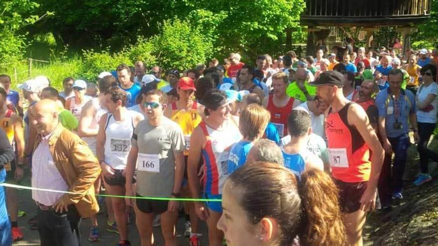 """Teverga celebra este domingo la XIV Media Maratón """"Senda del Oso"""""""