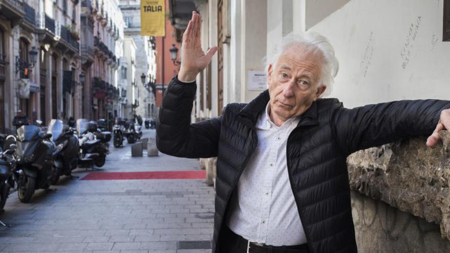 """Albert Boadella: """"Las manos de un macho no están para estar quietas"""""""