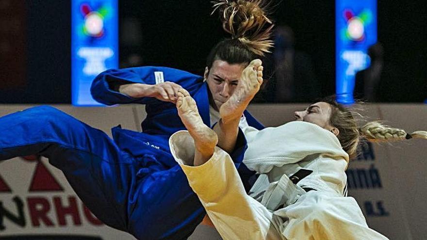 Ana Pérez Box cae en el combate por el bronce en el Europeo