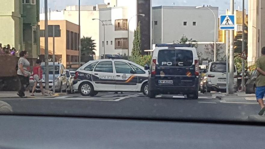 Muere un preso de permiso en un tiroteo en Gran Canaria