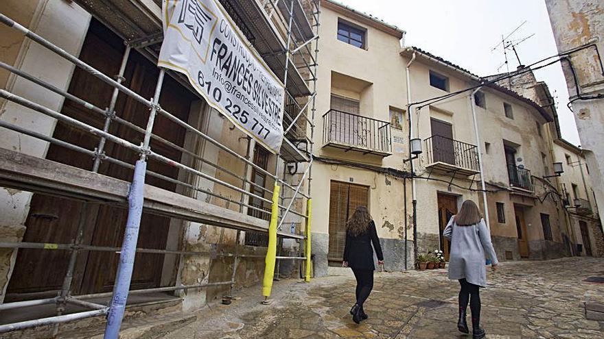 Bocairent, Xàtiva y Ontinyent reciben cerca de 750.000 euros  para la regeneración urbana