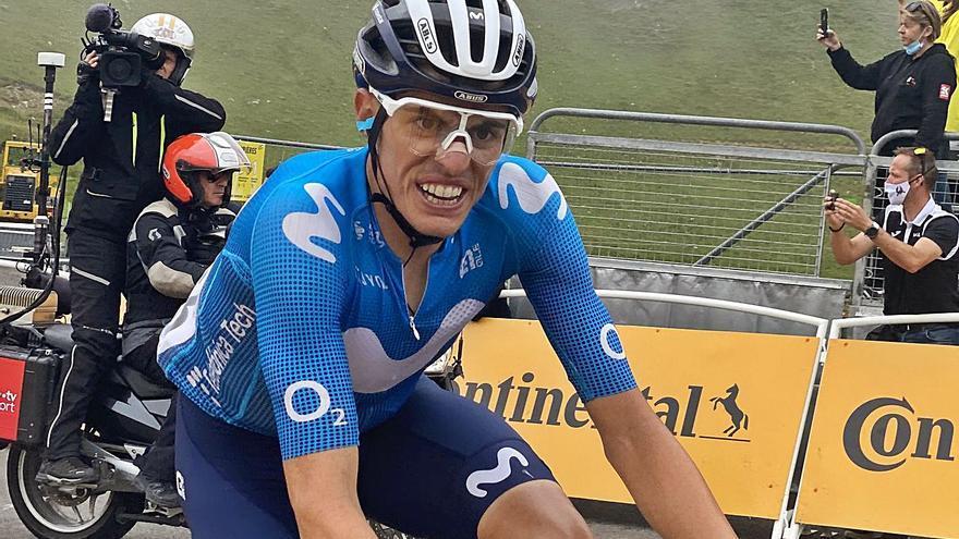 Movistar confirma la presencia del artanenc Enric Mas en La Vuelta