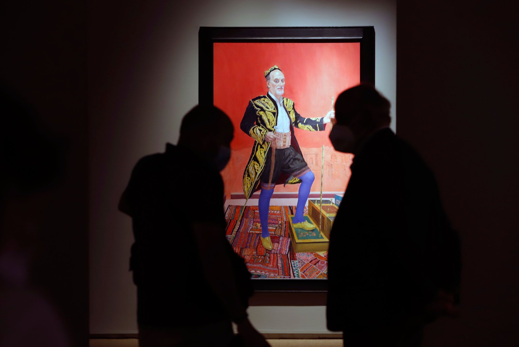 Exposición sobre Ibn Gabirol en el Centro Cultural de la Fundación Unicaja
