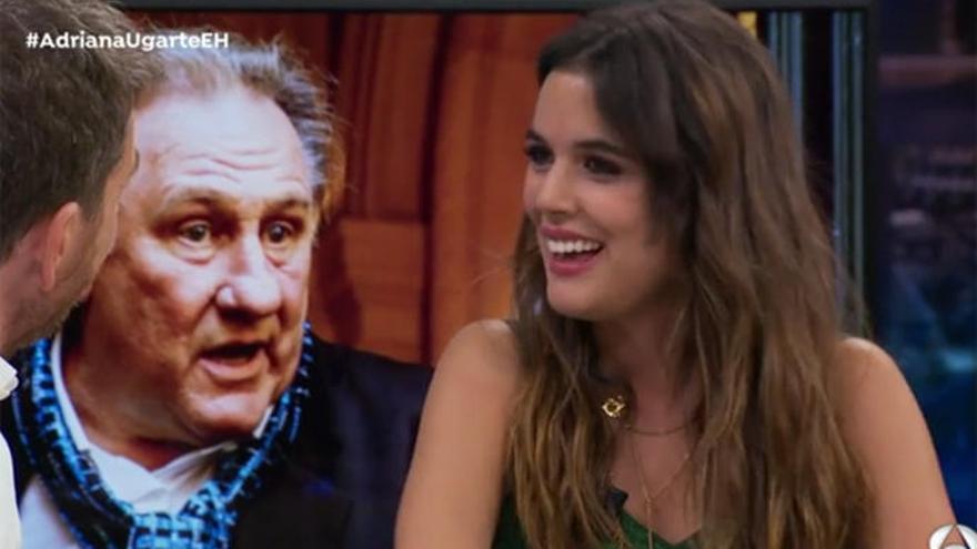Pablo Motos y Adriana Ugarte se sinceran sobre las fantasías sexuales