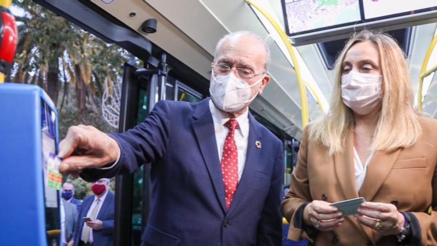 Nuevo sistema de pago en los autobuses de la EMT