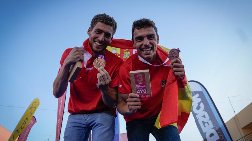 Nico Rodríguez se cuelga el bronce