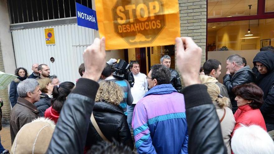 Cruz Roja teme un aluvión de desahucios tras la moratoria por la crisis del covid