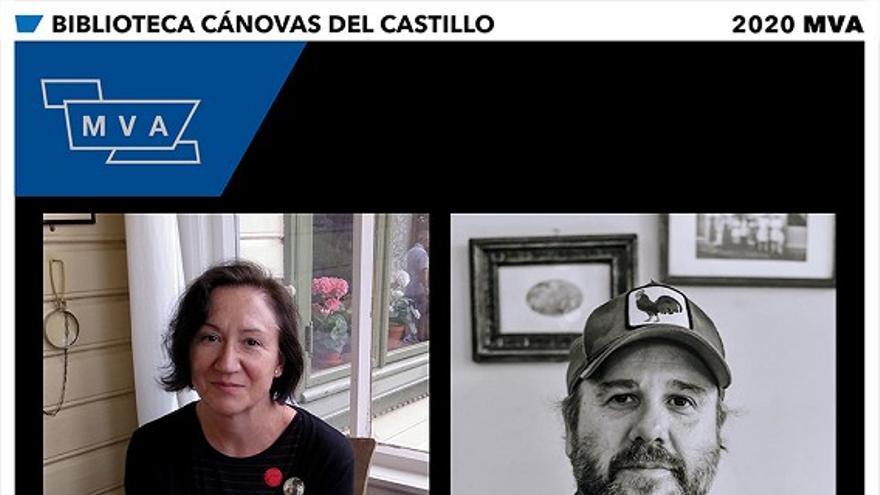 Isabel Bono y Ricardo Lezón. Ciclo Música y literatura