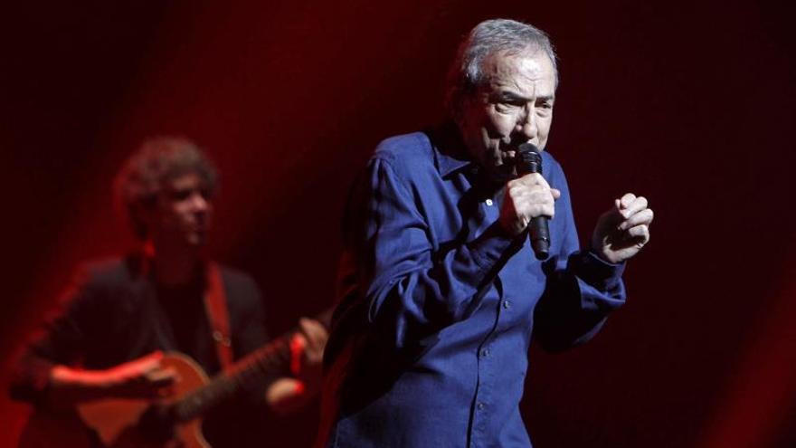 José Luis Perales iniciará  su gira de despedida el 10  de junio en València