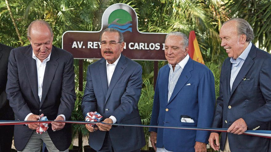 Los Fanjul, la familia astur-cubana que podría acoger al Rey en República Dominicana