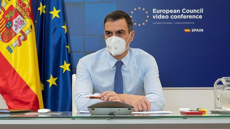 Sánchez pide en la UE evitar medidas unilaterales sobre la movilidad