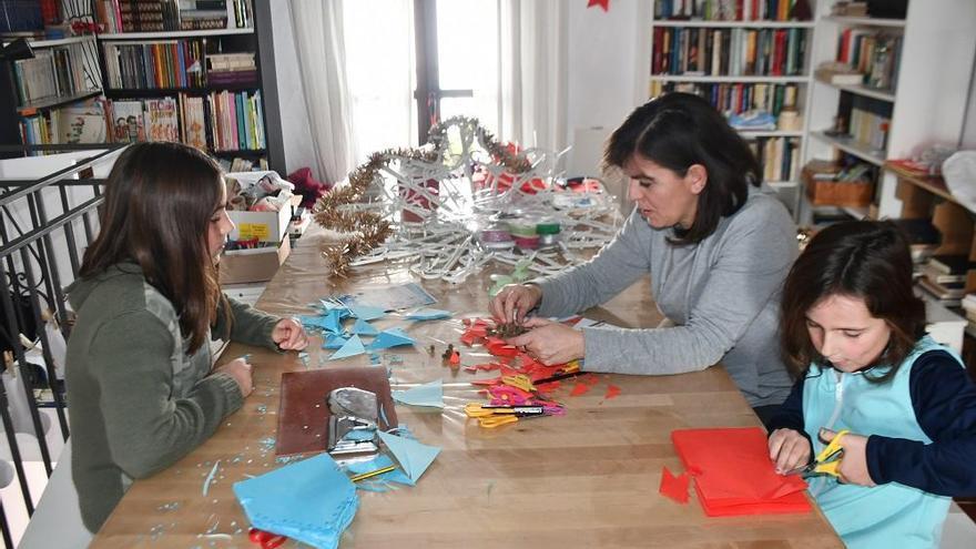 Las actividades navideñas inundan Cartajima