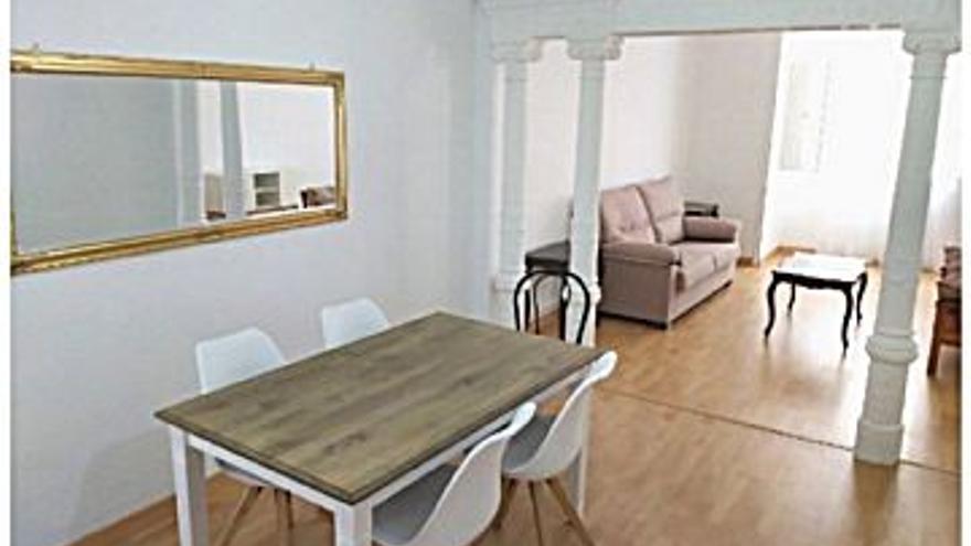 650 € Alquiler de piso en La Isleta (Las Palmas G. Canaria), 2 habitaciones, 1 baño...