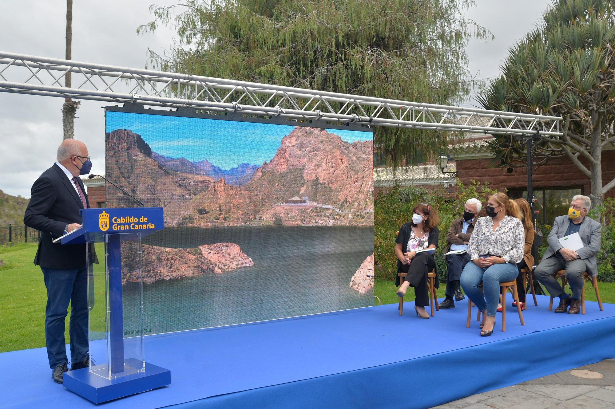 Presentación del proyecto de la central hidroeléctrica Salto de Chira (4/03/2021)