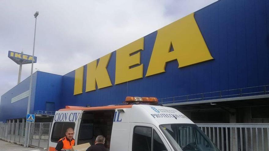"""Los clientes del Ikea, víctimas de una peligrosa estafa: """"Ya lo hemos reportado"""""""