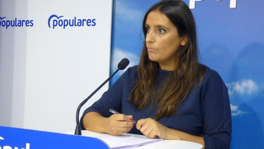 """El PP exige a Díaz que deje """"la campaña de bulos"""" sobre la sanidad andaluza"""