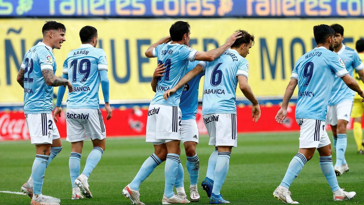 Vota: ¿Quién ha sido el mejor jugador celeste en el Villarreal - Celta?