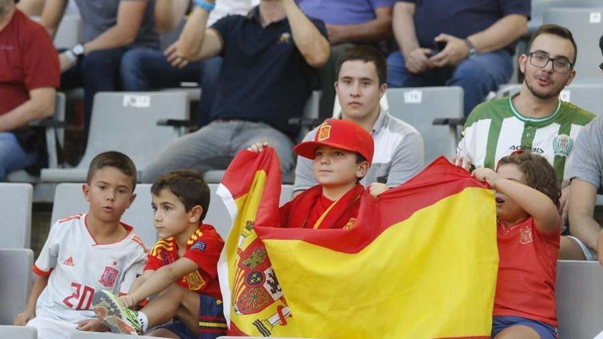 España y Alemania firman tablas en El Arcángel (1-1)