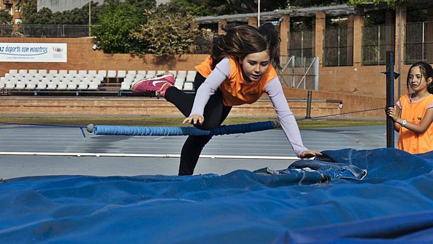 Los más pequeños podrán disfrutar de seis campus de deporte escolar