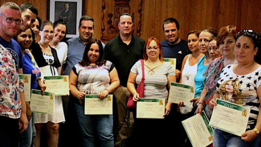 El Ayuntamiento de la Villa de Moya amplía la oferta de la Escuela Virtual de Formación
