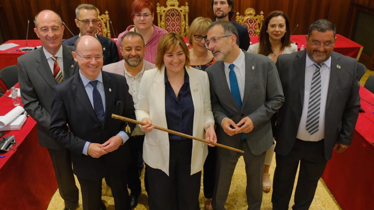 Els membres del Govern de Figueres