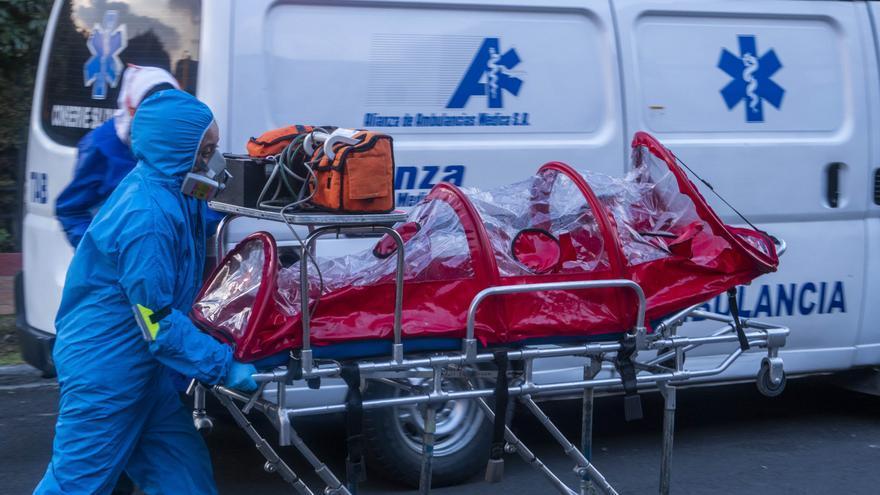 Sanidad registra 4.515 nuevos casos de Covid-19 y 106, con la incidencia en descenso