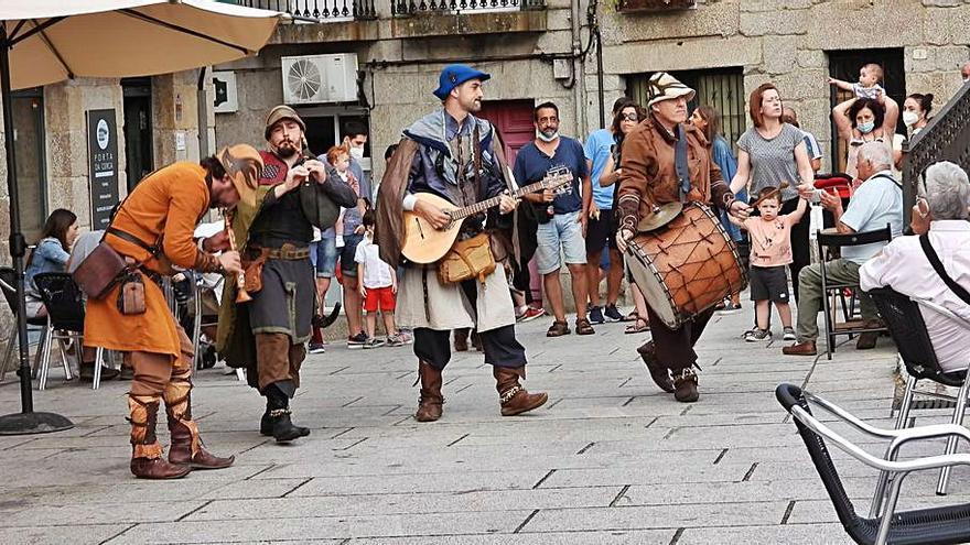 Una Festa da Istoria en formato reducido y con aforo limitado por el COVID