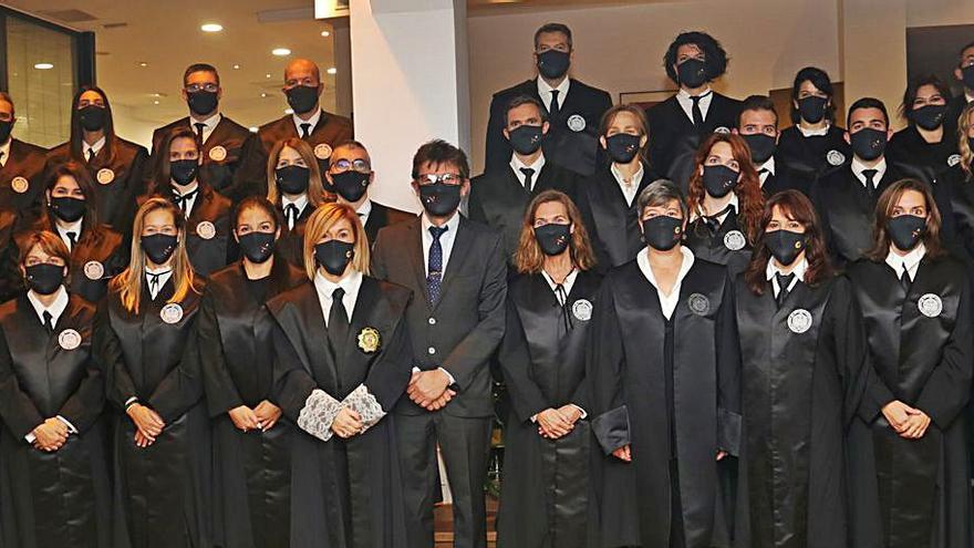 Acto solemne de jura de los nuevos Graduados Sociales de Baleares