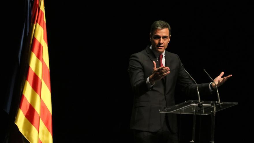 Pedro Sánchez anuncia que els indults s'aprovaran demà