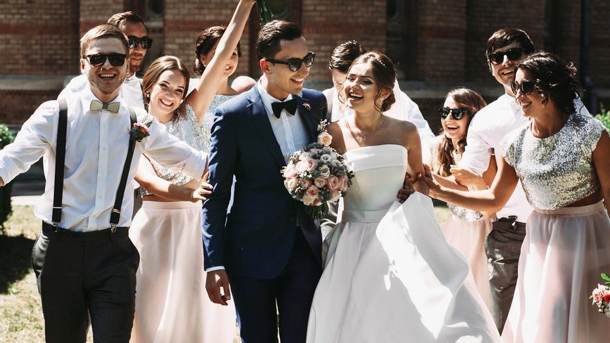 El confinamiento frena las rupturas matrimoniales, que caen un 16% en 2020