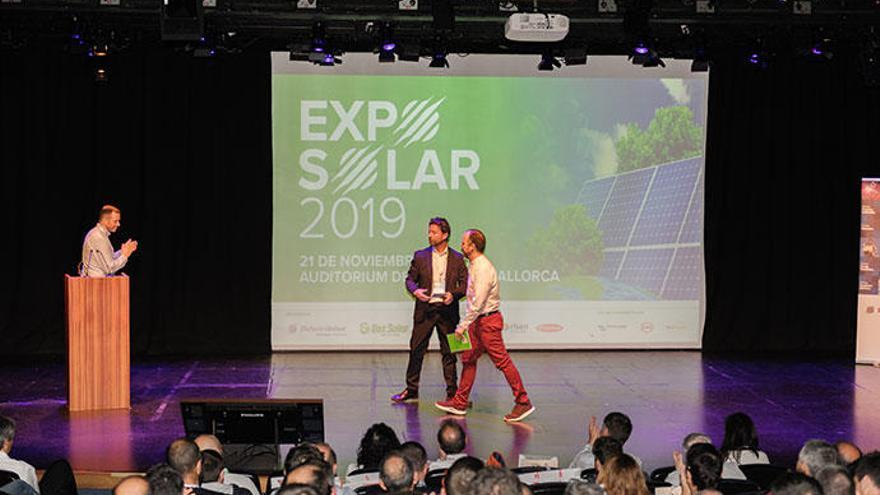 Dielectro Balear celebra la primera edición de Exposolar en el Auditorium