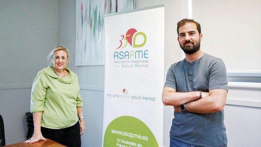 ASAPME continuará atendiendo psicológicamente a las víctimas de delitos en Aragón