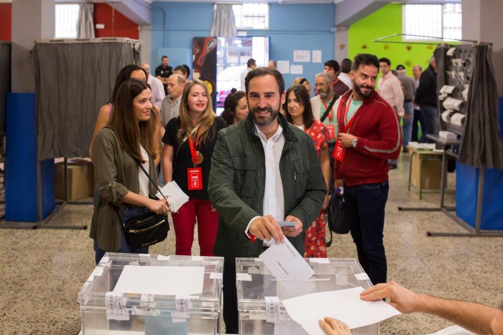 Daniel Pérez (PSOE)