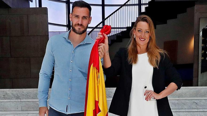 Mireia Belmonte y Sául Craviotto, abanderados de unas olimpiadas clave para la humanidad