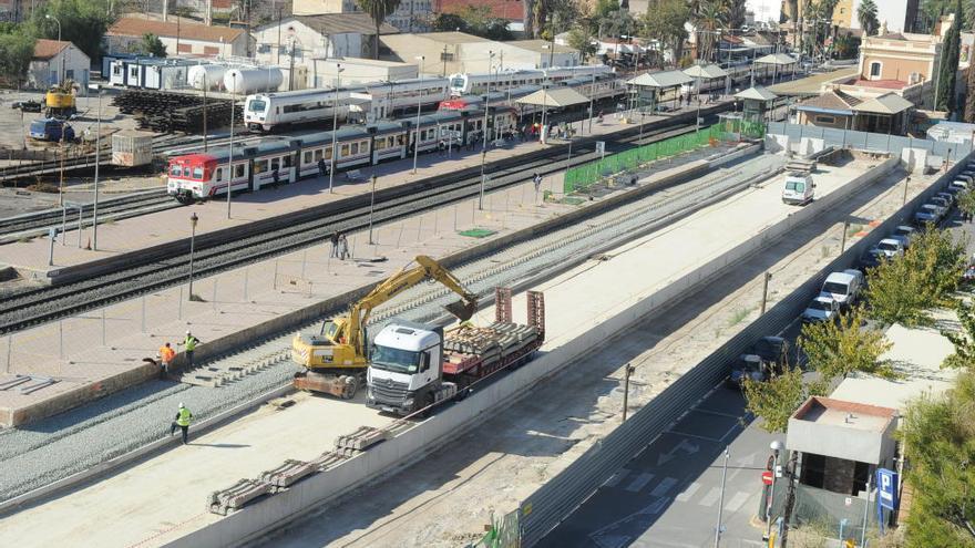 La Comisión Europea plantea sancionar a España por la catenaria del AVE en Murcia