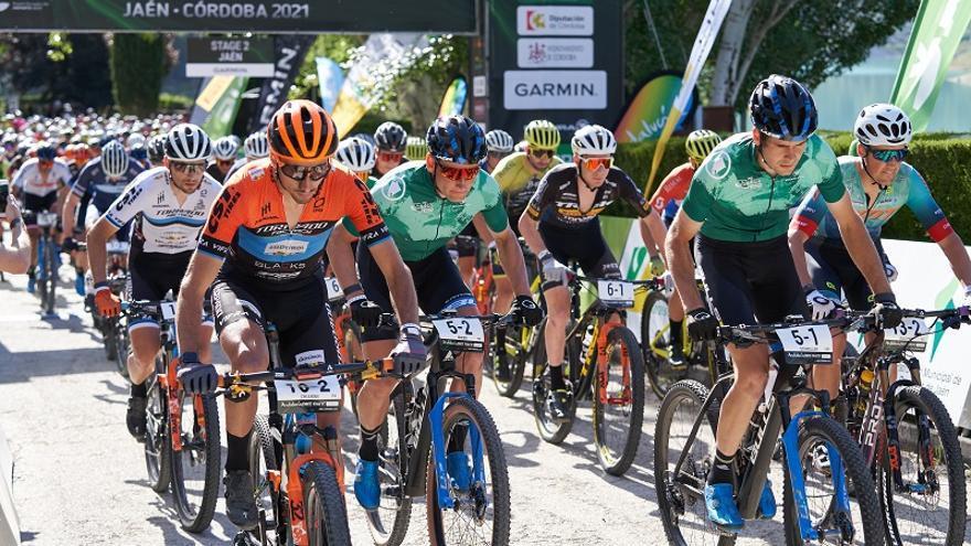 La Andalucía Bike Race cambia de líderes