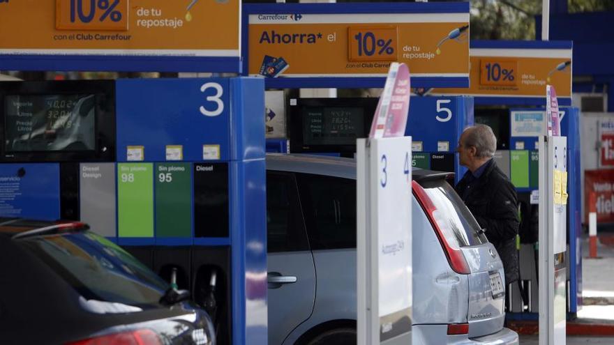 El precio de los carburantes se encarece hasta un 9% desde noviembre