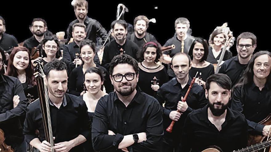 Recopilan en un disco las sinfonías del siglo XVIII del músico de Alboraia Vicente Basset