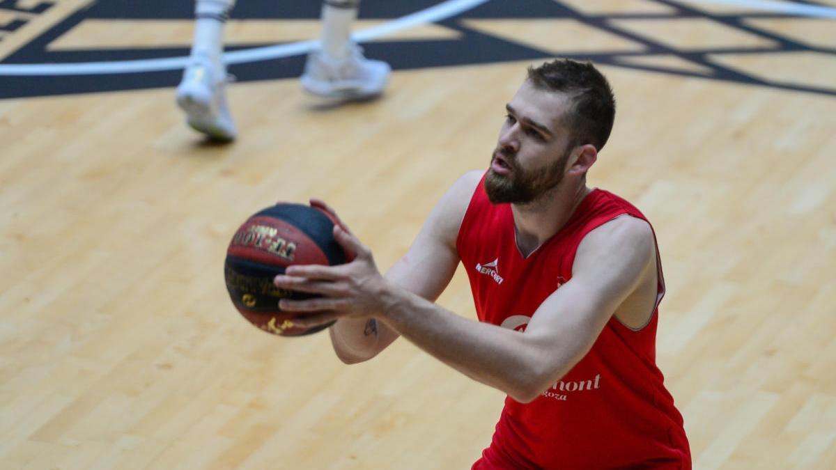 Nemanja Radovic confirma su adiós al Zaragoza para regresar al UCAM Murcia