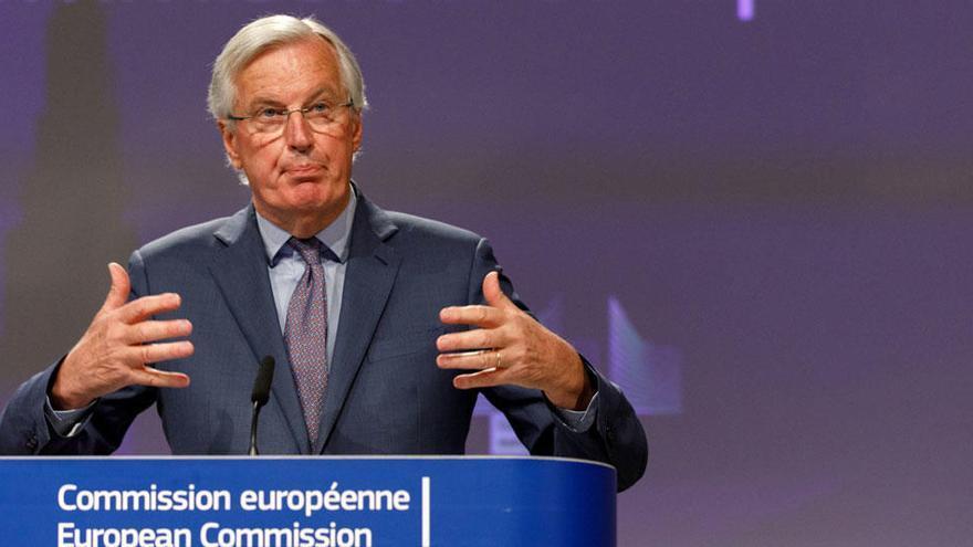 """La UE, """"decepcionada"""" tras la nueva ronda de negociación con Reino Unido"""