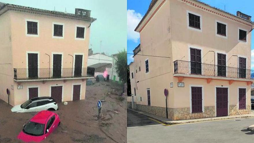 Los vecinos de Sant Llorenç: «Necesitamos pasar página. Piensas en la 'torrentada' y sientes escalofríos»