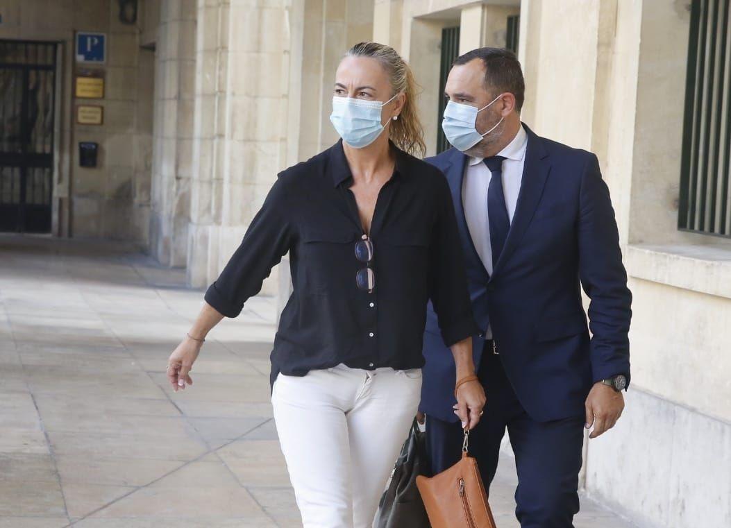 Segunda sesión de las declaraciones por los presuntos amaños del PGOU de Alicante