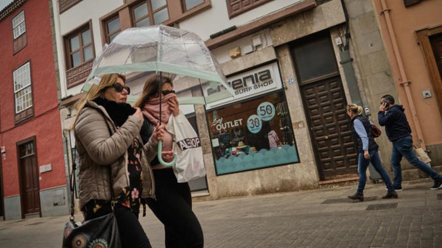 Canarias registra un marzo con temperaturas algo por encima de lo normal y húmedo