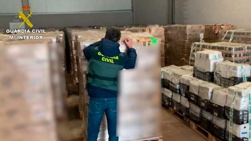 Decomisadas 176 toneladas de alimentos de una ONG por incumplir la norma sanitaria