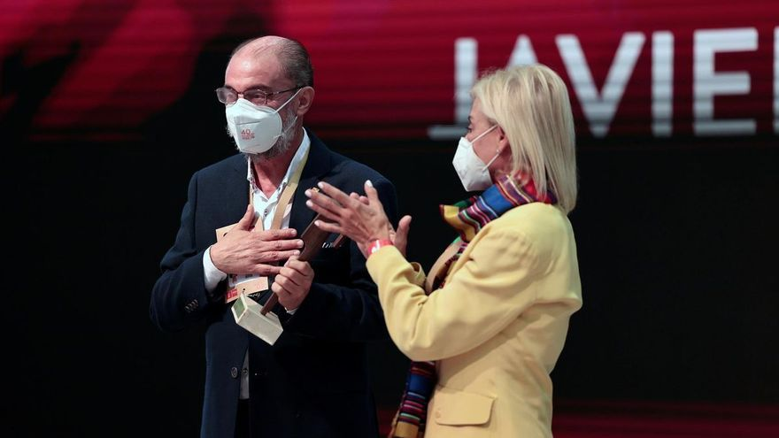 Lambán da positivo en coronavirus tras acudir al Congreso Federal del PSOE
