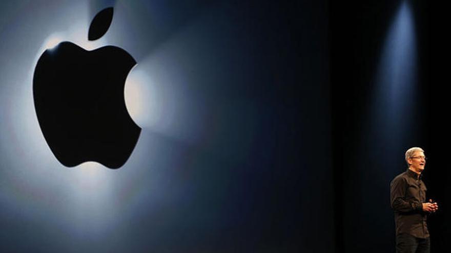 El beneficio de Apple cae un 21%