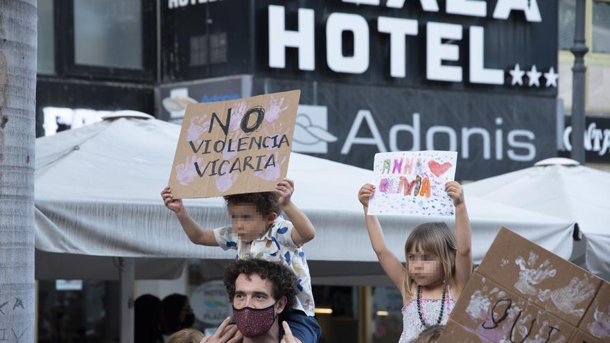 Cuatro menores de Canarias, en riesgo de sufrir violencia vicaria
