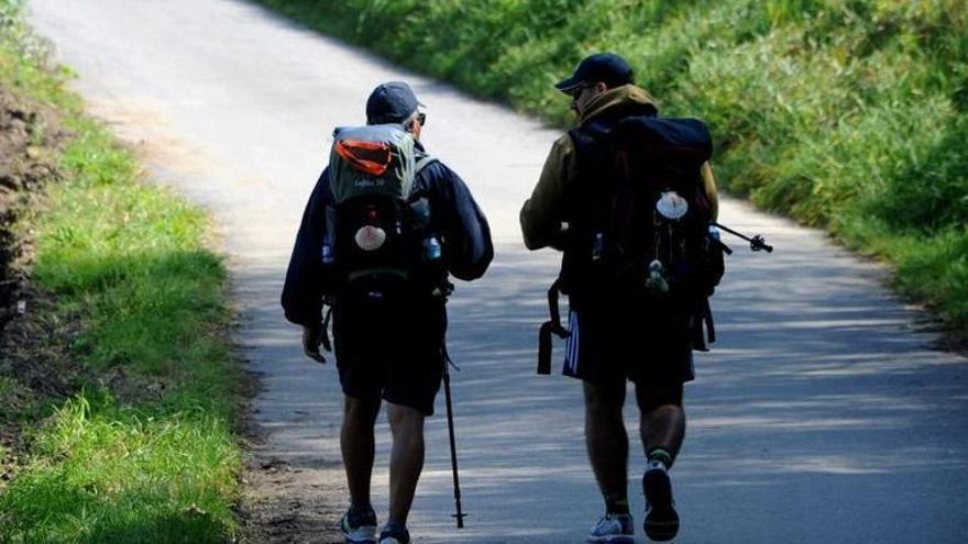 El Camino de Santiago sobrevive al COVID: 70.000 peregrinos han llegado a Compostela en lo que va de Año Santo