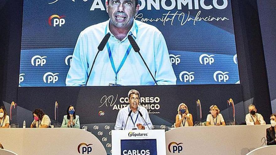 El viaje hacia la descentralización del PP de Mazón